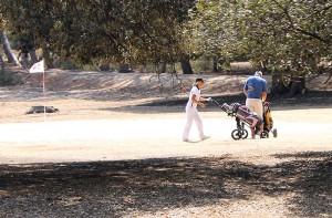 Golf auf Brijuni
