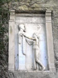 Gedenktafel an Robert Koch